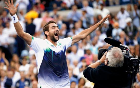 MARIN ČILIĆ: Želim nastaviti s osvajanjem Grand Slam turnira!