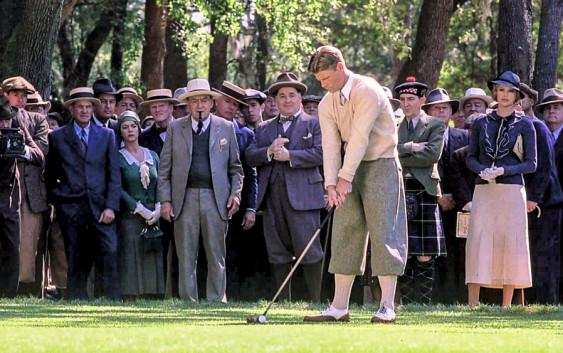 Golf na filmskom platnu