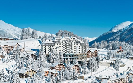 Luksuzna skijališta za pražnjenje novčanika