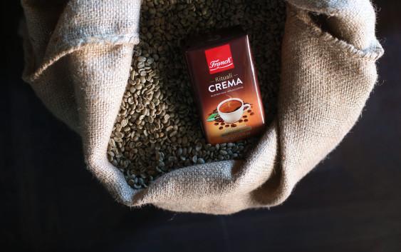 U povodu Međunarodnog dana kave, predstavljena Franck Crema