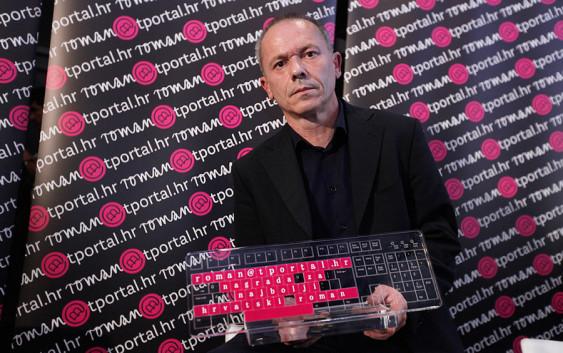 Zoranu Malkoču Književna nagrada tportala
