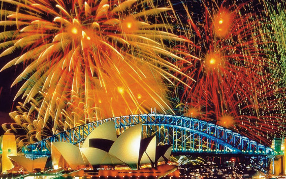 Australija – Božić na plus 40