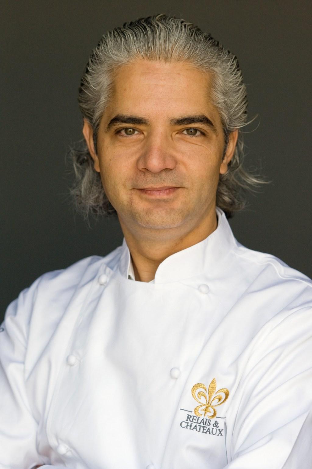 Chef Xavier Mathieu