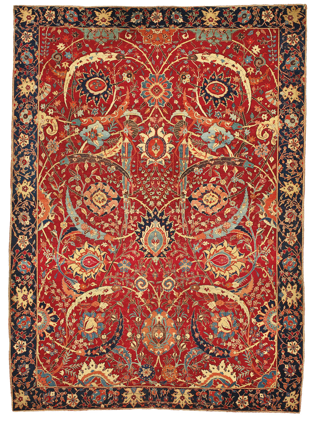 Most expensive carpet - The Sickle-Leaf Carpet