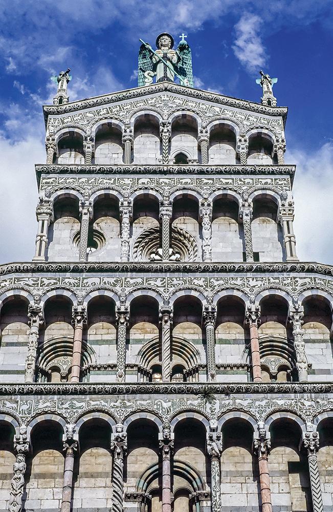 San Martino Lucca Tuscany Italy