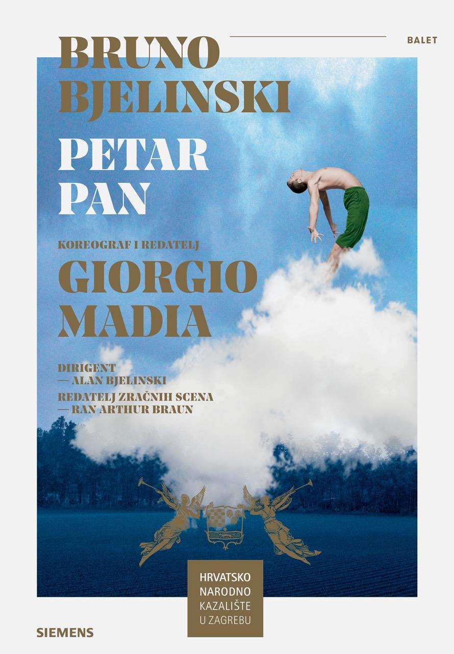 Petar Pan_plakat