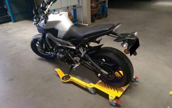 GTM pomično  postolje za  motocikle