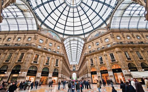 Vodeći europski trgovački centri