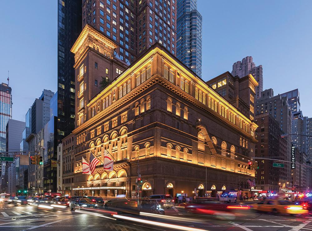Carnegie Hall Renovation 2014, Location: New York City, Architec
