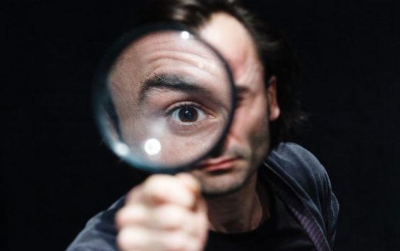 Sherlock Holmes na sceni ZKM-a