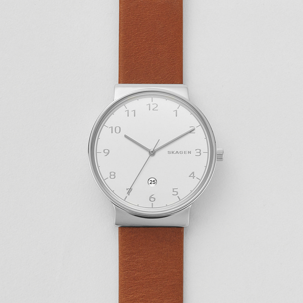 Vijest 4 - Ancher Leather Watch