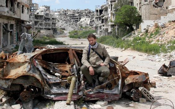 Reporter u ratnom