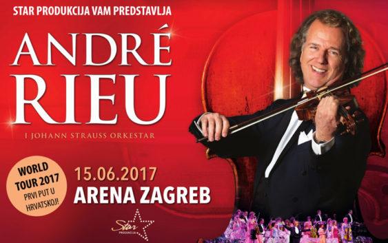 André Rieu i Johann Strauss Orchestra