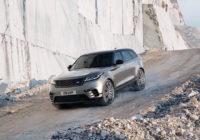 Novi Range Rover: Velar za izložbu