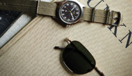 Todd Snyder  & Timex Watches