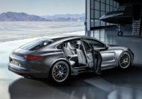 Porsche limuzina sa sportskim duhom