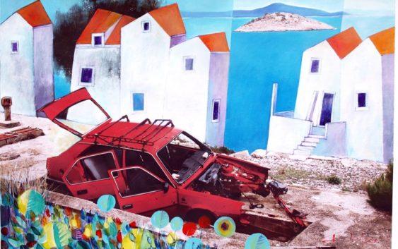 Romeo i 22 slikara u Korčuli