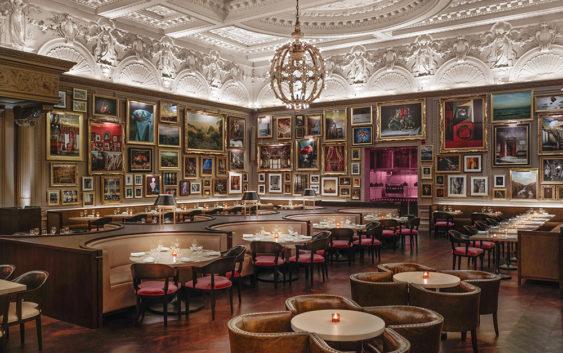 Glamurozni kutak u srcu Londona