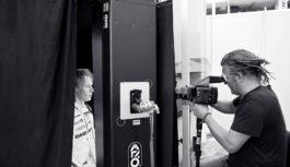 Umjetničke snimke Porscheovih vozača