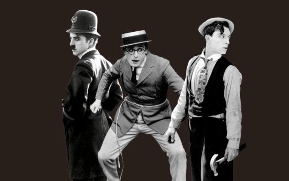 7. Fil(m)harmonija: Tri velikana nijemog filma