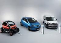 Tri električna aduta iz Renaulta