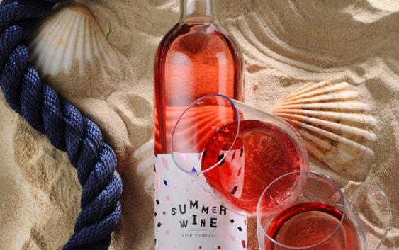 Summer Wine – Šafranovi vinski kokteli