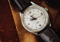 Montblanc Heritage GMT