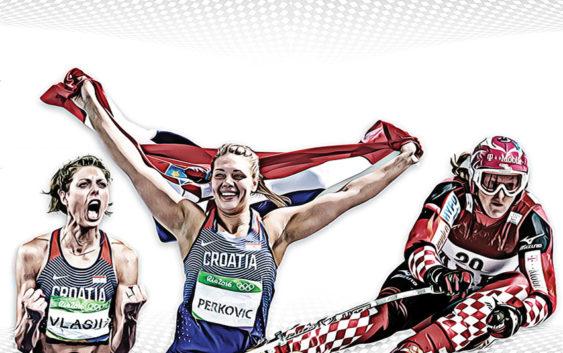 Perjanice hrvatskog ženskog sporta