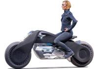 BMW-ov motocikl budućnosti