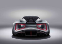 Električni hiperautomobil Lotus Evija