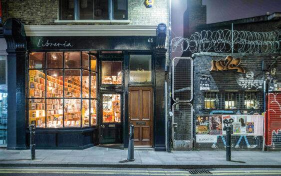 Šarm londonskih knjižara