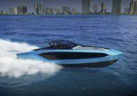 Lamborghini na vodi