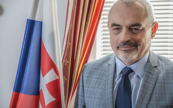 PETER SUSKO: Od ratnog reportera do slovačkog veleposlanika