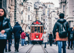 Nostalgični tramvaj T2
