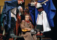 LJUBOMIR KEREKEŠ: Povratak  na daske  kazališnih  početaka