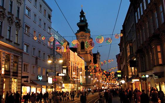 Advent širom Austrije