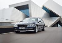 BMW sedmica za ekskluzivni užitak