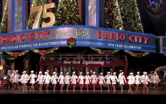 Radio City Music Hall: Dvorana glamura