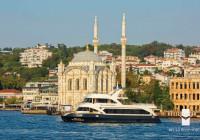 Luksuzno krstarenje Bosporom