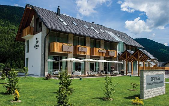 Najbolji mali hotel u Sloveniji