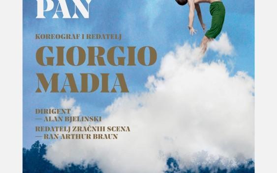 """""""Petar Pan"""" nakon pola stoljeća u zagrebačkom HNK-u"""