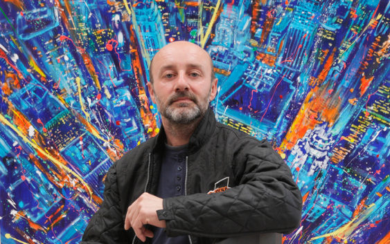 """Nenad Vorih: """"Around the world"""""""