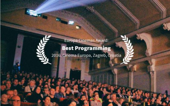 Kino Europa najbolje je europsko kino