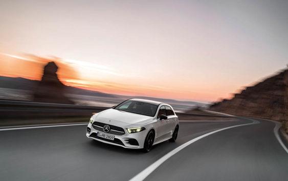 Mercedesova  A klasa u novom ruhu