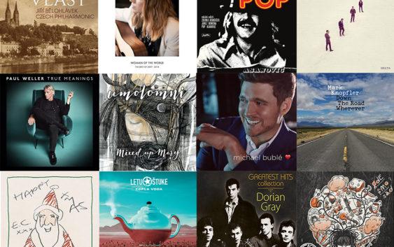 Glazba za božićne darove i praznično slušanje