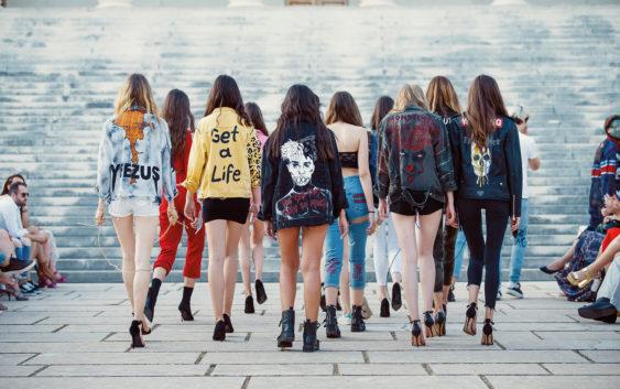 Hrvatska moda u ritmu hip-hopa