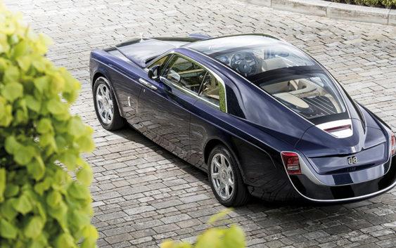 Rolls-Royce Sweptail  – najskuplje remek-djelo svih vremena
