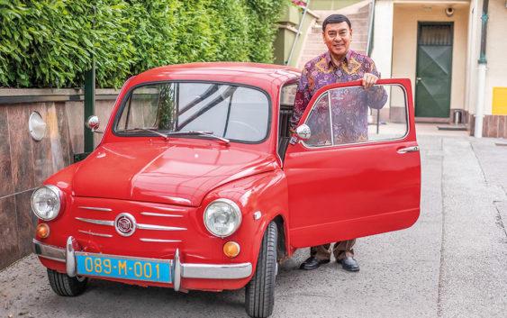 SJACHROEDIN ZAINAL PAGARALAM: Crveni fićo indonezijskog veleposlanika