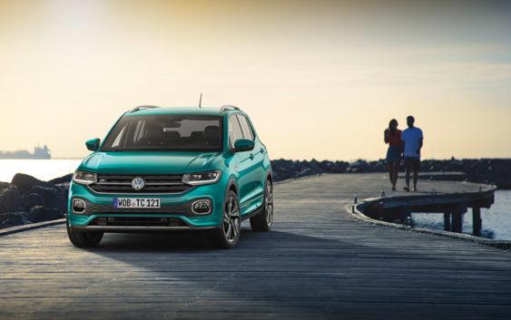 Novi adut iz Volkswagena: T-Cross