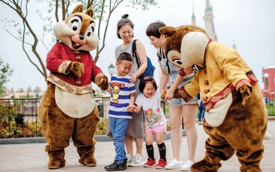 Disney s daškom Kine